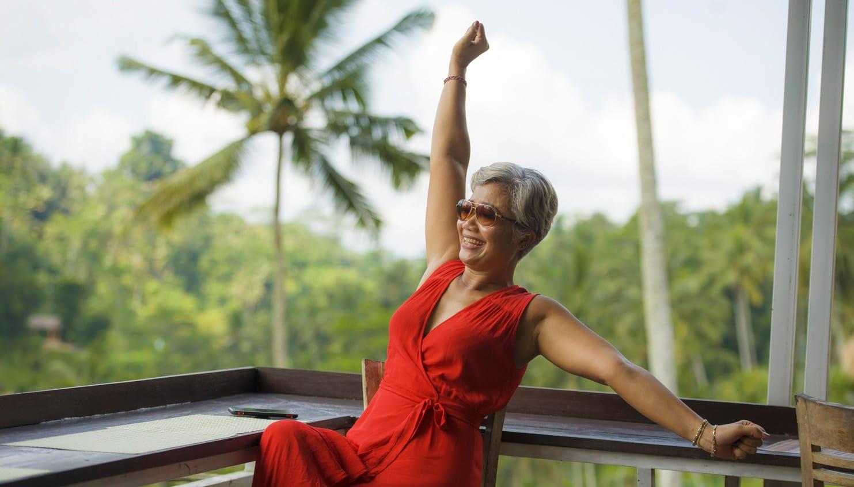 happy florida rv resort resident
